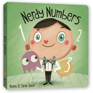 Nerdy Numbers Cover