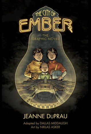 The City of Ember Graphic Novel